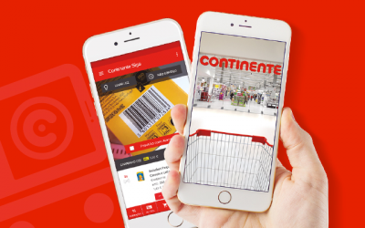 Meet Continente Siga, the app that is revolutionizing how shopping is done in Portugal